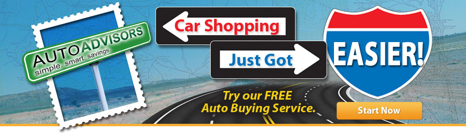 Stop Before You Shop with Auto Advisors!